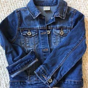 Zara Girls Denim Jacket